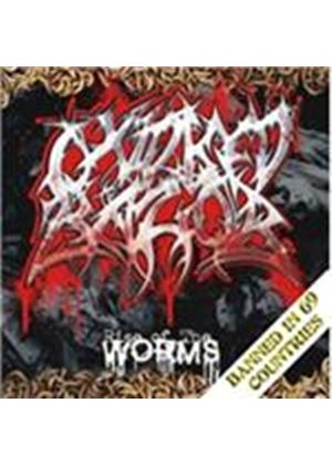 Oxidised Razor - Rise of the Worms (Music CD)