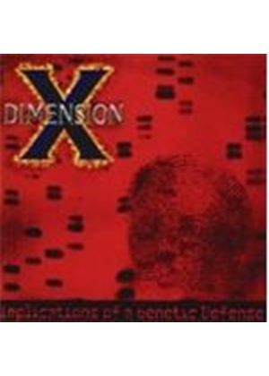Dimension X - Implications Of A Genetic