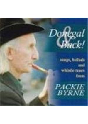 Packie Byrne - Donegal And Back