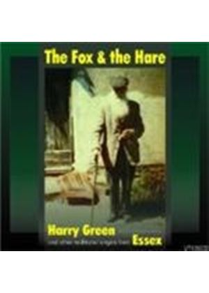 Harry Green - Fox and the Hare (Music CD)