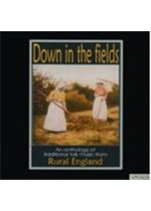 Various Artists - Down In The Fields (An Anthology Of Traditional Folk Music)