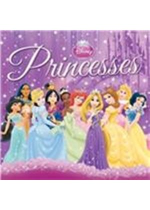 Various Artists - Disney Princesses (Music CD)