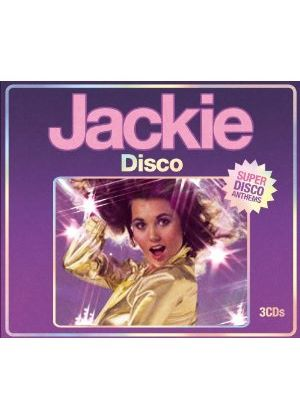 Various Artists - Jackie Disco (3 CD) (Music CD)