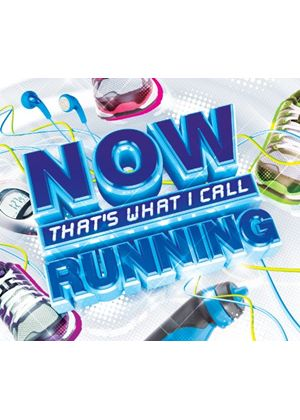 Various Artists - NOW That's What I Call Running (Music CD)