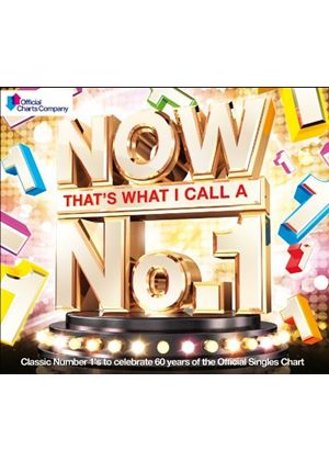 Various Artists - NOW Thats What I Call a No.1 (Music CD)