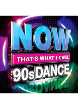 Various Artists - Now That's What I Call 90s Dance (Music CD)