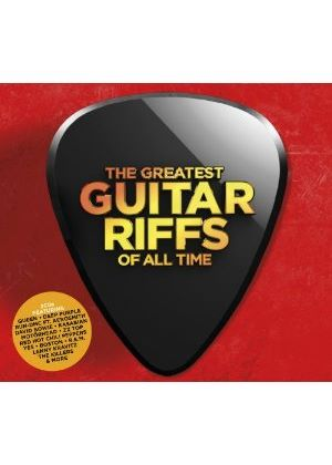Various Artists - Greatest Guitar Riffs of All Time (3 CD) (Music CD)
