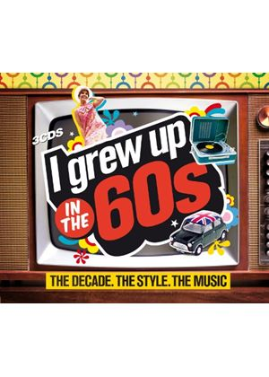 Various Artists - I Grew Up in the 60s (Music CD)