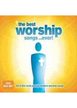 Various Artists - The Best Worship Songs...Ever! (Music CD)