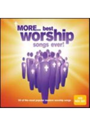 Various Artists - More... Best Worship Songs Ever! (Music CD)