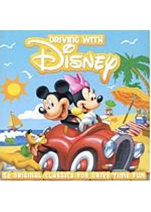 Various Artists - Driving With Disney (Music CD)