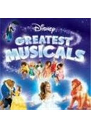 Various Artists - Disneys Greatest Musicals (Music CD)