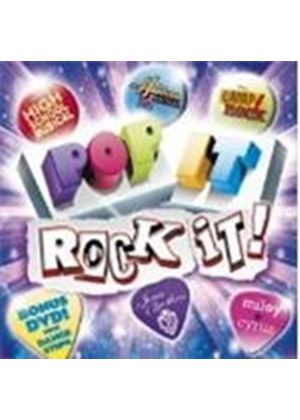 Various Artists - Pop It/Rock It (+DVD)