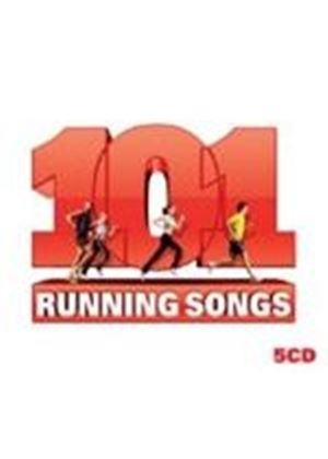 Various Artists - 101 Running Songs (Music CD)