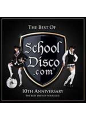 Various Artists - The Best Of School Disco.com (10th Anniversary) (3 CD) (Music CD)