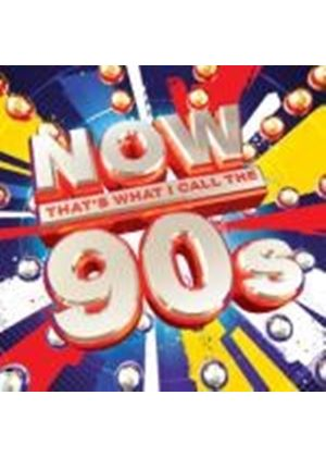 Various Artists - Now Thats What I Call the 90s (3 CD) (Music CD)
