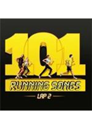 Various Artists - 101 Running Songs Vol.2 (Music CD)
