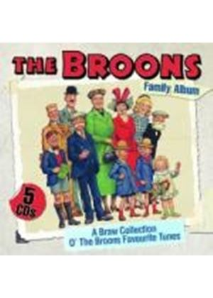 The Broons Family Album - A Braw Collection O The Broons Favourite Tunes (Music CD)