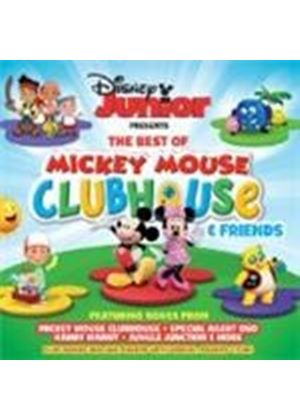 Various Artists - Disney Junior - The Best Of Mickey Mouse And Friends (+DVD)