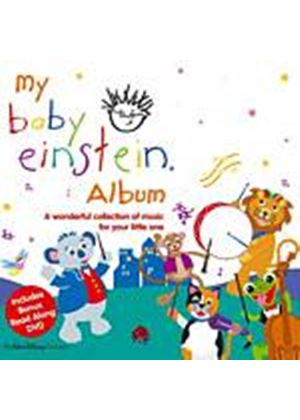 Various Composers - My Baby Einstein Album [CD + DVD] (Music CD)