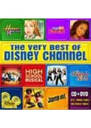 Various Artists - The Very Best Of Disney Channel [CD + DVD] (Music CD)