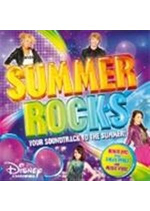 Various Artists - Disney Channel Summer Rocks (+DVD)