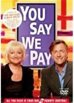Richard And Judys You Say We Pay (DVD Interactive)