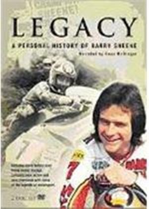 Legacy (A Personal History Of Barry Sheene)(2 Disc)