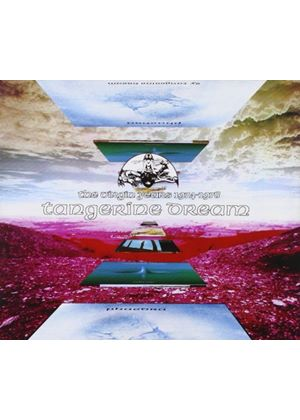Tangerine Dream - Virgin Years, The (1974-1978) (Music CD)
