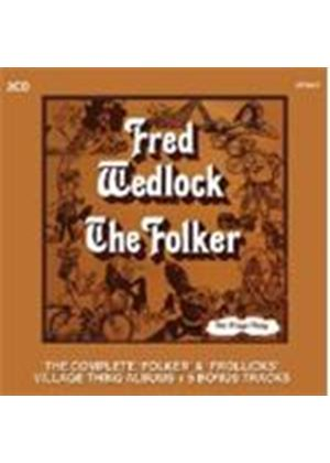 Fred Wedlock - The Complete Folker And Frollicks Albums (Music CD)