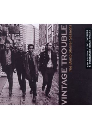 Vintage Trouble - Bomb Shelter Sessions (Music CD)