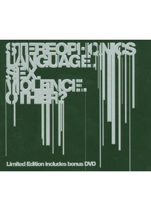 Stereophonics - Language. Sex. Violence. Other? [Limited Edition + DVD] (Music CD)
