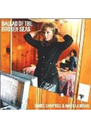Isobel Campbell and Mark Lanegan (Belle and Sebastian) (Queens of the Stone Age)  - Ballad of the Broken Seas (Music CD)