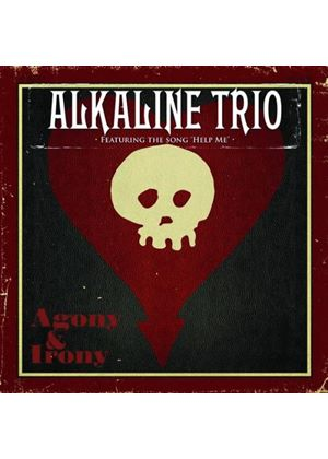 Alkaline Trio - Agony and Irony (Music CD)