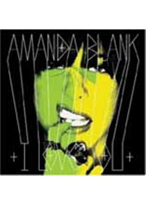 Amanda Blank - I Love You (Music CD)