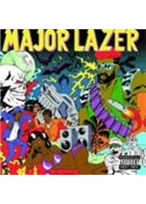 Major Lazer - Guns Don't Kill People...Lazers Do (New Version) (Music CD)
