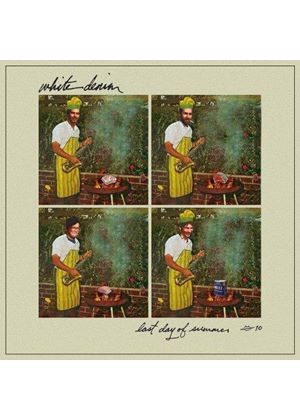 White Denim - Last Days of Summer (Music CD)