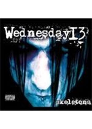 Wednesday 13 - Skeletons (Music CD)