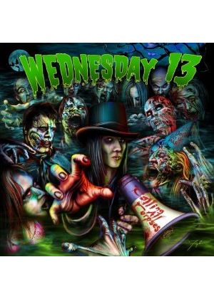 Wednesday 13 - Calling All Corpses (Music CD)