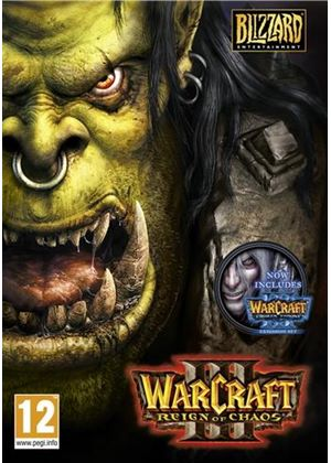 Warcraft 3 - Gold Edition (PC)
