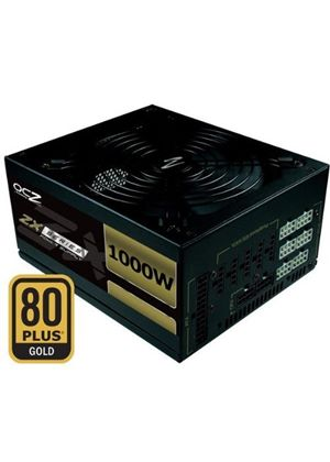 OCZ ZX Series 1000 W PC Power Unit (OCZ-ZX1000W-UN)
