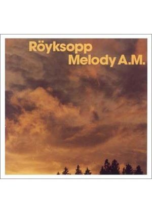 Royksopp - Melody A.M. (Music CD)