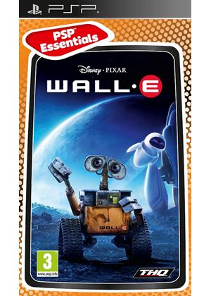 Wall.E - Essentails (PSP)