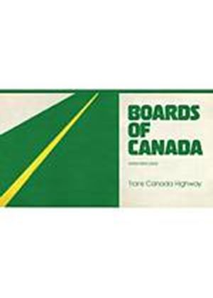 Boards Of Canada - Trans Canada Highway EP (Music CD)