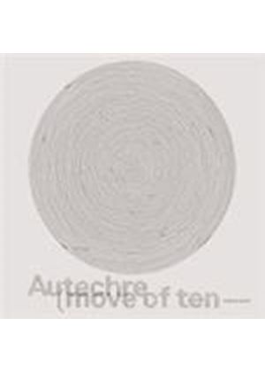 Autechre - Move Of Ten [Digipak] (Music CD)