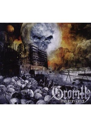 Gromth - Immortal (Music CD)
