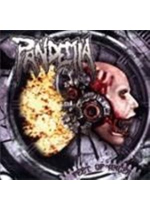 Pandemia - Feet Of Anger (Music CD)