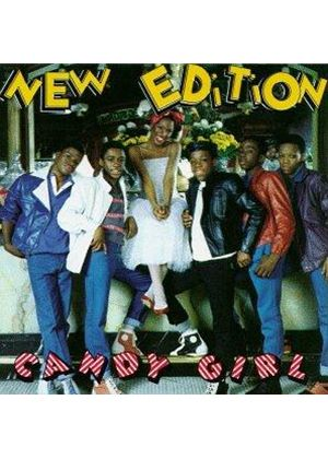 New Edition - Candy Girl (Music CD)