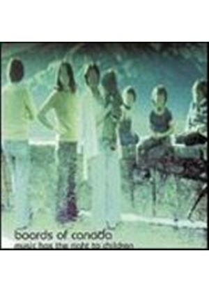 Boards Of Canada - Music Has The Right To Children [New Version] (Music CD)