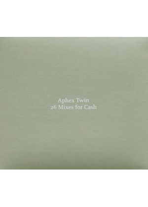Aphex Twin - 26 Mixes For Cash (Music CD)